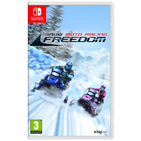 BIGBEN Switch - Snow Moto Racing Freedom