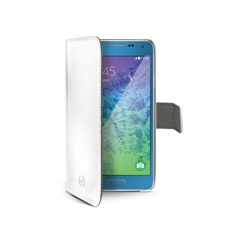 CELLY wh pu wallet case for galaxy a7