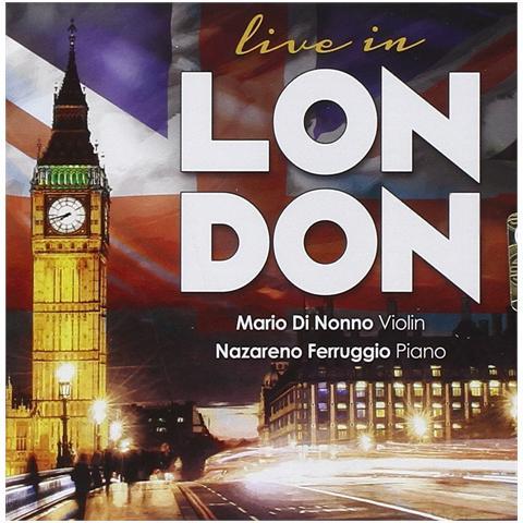 WIDE CLASSIQUE M. Di Nonno / N. Ferruggio - Live In London
