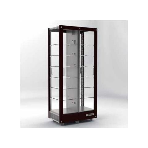 Vetrina Refrigerata Frigorifero Praline Cioccolato Cm 86x52x189 +14 +16 Rs3513