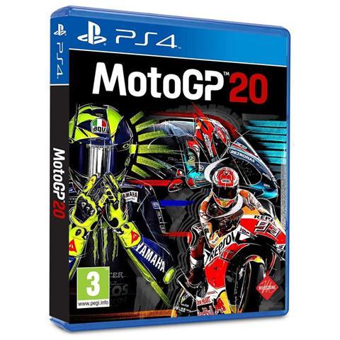 MILESTONE PS4- MotoGP 20