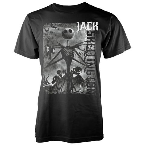 PHM Nightmare Before Christmas (The) - Skellington (T-Shirt Unisex Tg. XL)