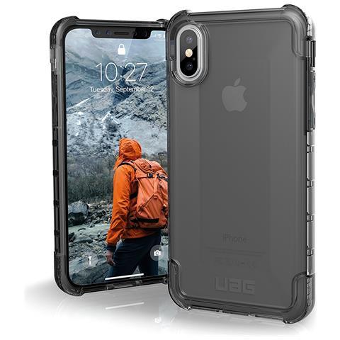 UAG Cover per iPhone X Colore Grigio