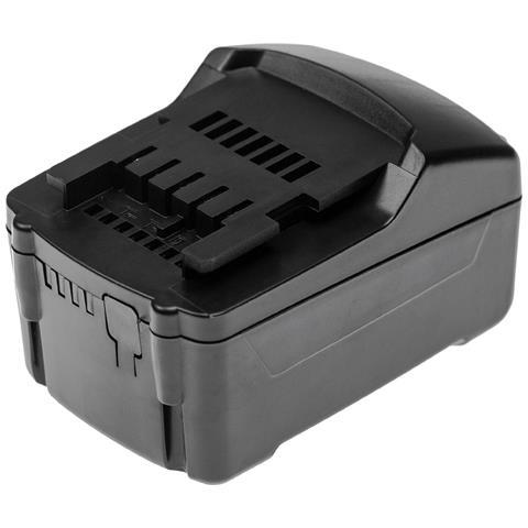 Batteria Compatibile Con Metabo Ahs 36 V, Ahs 36-65 V, Ahs 36v, Ahs36v, Bha 36 Ltx Attrezz...