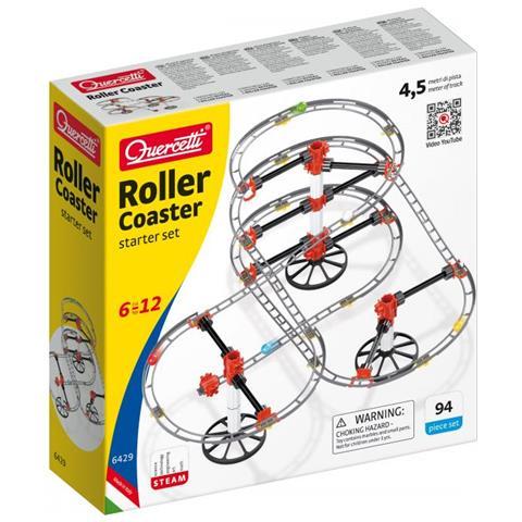 QUERCETTI Roller Coaster Starter set Ottovolante