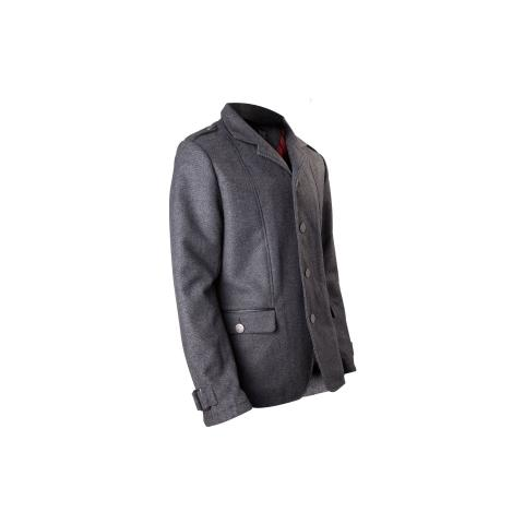 BIOWORLD Assassin's Creed - Grey (Giacca Unisex Tg. M)