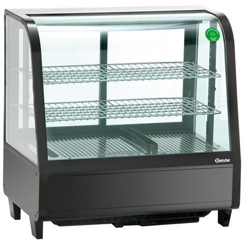 700201G Vetrinetta refrigerata per alimenti 100 litri 2-12 C