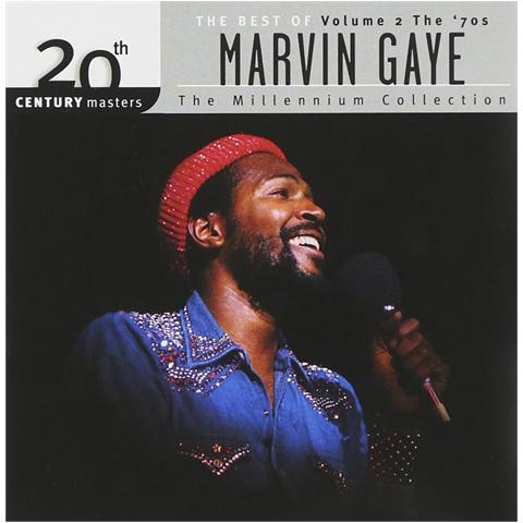 UNIVERSAL Marvin Gaye - 20th Century Masters Vol. 2