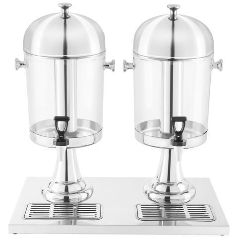 Dispenser Per Bevande 2 X 7 Litri
