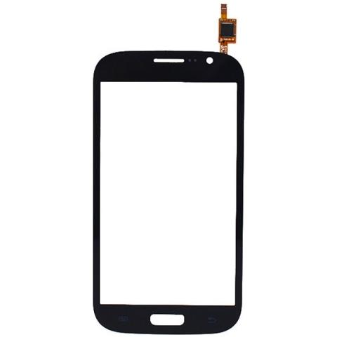 BOMA Schermo Vetro Touch Screen Samsung Galaxy Grand Duos I9082 I9080 I9128 Nero