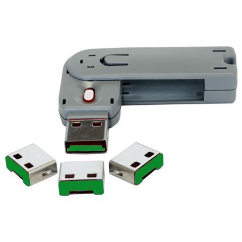 EXSYS EX-1112-G, USB A 3.0, Maschio, Verde, CE, FCC, RoHS, 0 - 55 C, -4 - 75 C