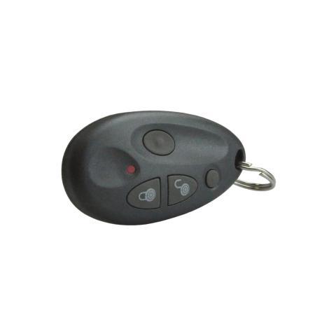 ABUS FUBE30010, RF Wireless, Pulsanti, Nero, Speciale, ABS sintetico, 0 - 50 °C