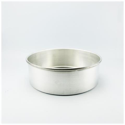 Tortiera Alluminio Diritta 30x10 Cm