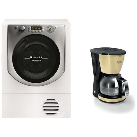 Asciugatrice AQC92F7TM21EU Aqualtis Soft Dry, 9 Kg Classe A++ a Condensazione con Pompa di Calore + Macchina Caffè Americano 10 tazze – Recensioni e opinioni