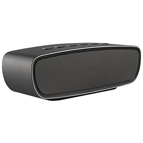 Jam Speaker Audio Portatile Heavy Metal Potenza 20 W Bluetooth Wireless - Grigio