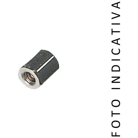 C-Industries Kit Torrette Esagonali F / F Per D-sub Unc 4/40 Foro Passante