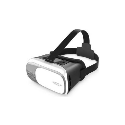 "EDNET VR Visore Realtà Virtuale Occhiali 3D per Smartphone da 4.7"" a 6"""