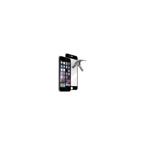 PURO Pellicola Display Iphone 6 5.5 Vetro Temperato Full Edge Premium Nero Puro