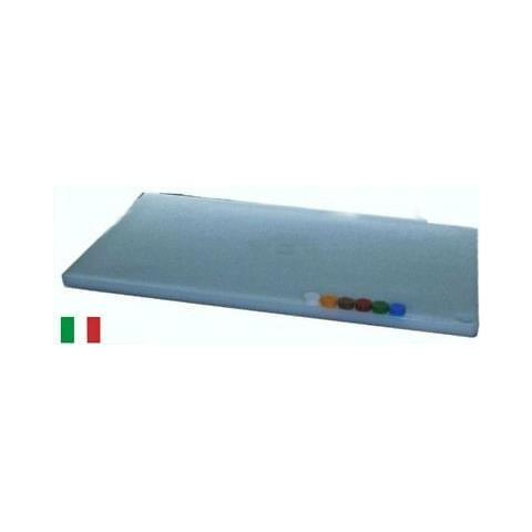 Tagliere Professionale Bianco 60x40x1,5 Cm