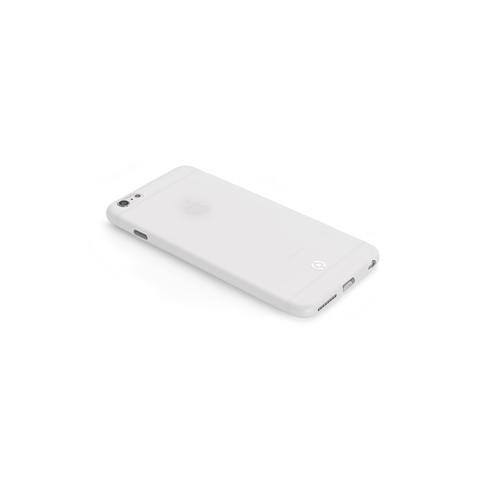 CELLY Cover Frost Morbida Ultrasottile Iphone 6S Plus Bianco