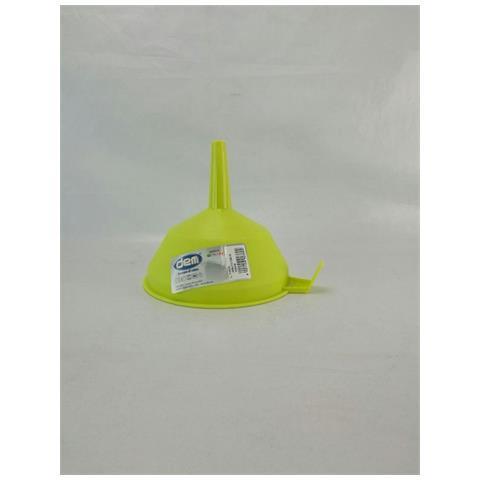 Unica Imbuto In Plastica Verde 15cm