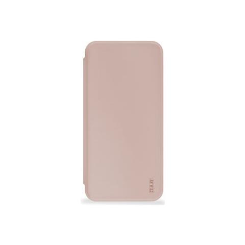 ARTWIZZ Flip Cover Custodia per iPhone X Colore Oro Rosa