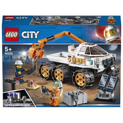 LEGO 60225 City Prova di Guida del Rover