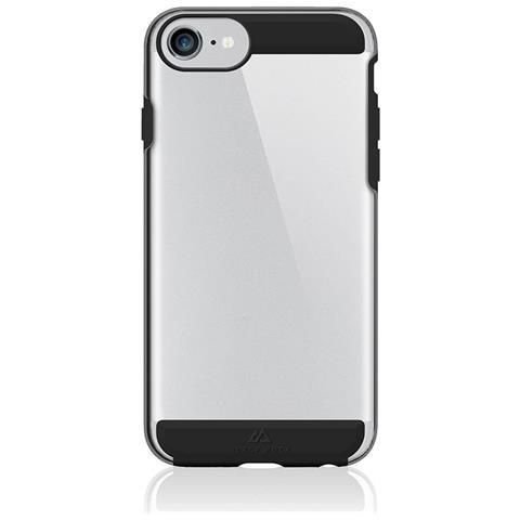 BLACK ROCK Cover in TPU per iPhone 8 / 7 / 6S / 6 Colore Trasparente