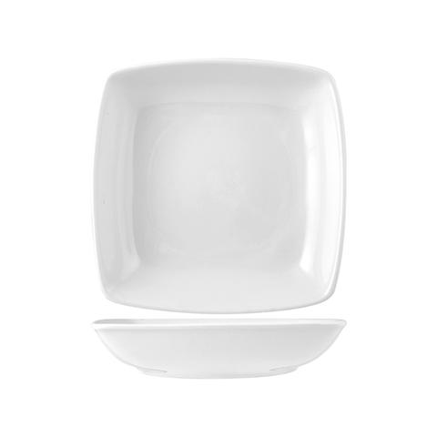 Pasabahce Piatto Porcellana Square Tavola Fondo 20 Tableware
