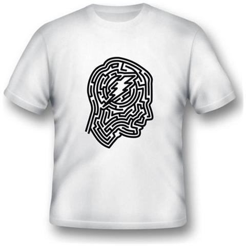 2BNERD Big Bang Theory (The) - Sheldon Brain (T-Shirt Unisex Tg. XL)