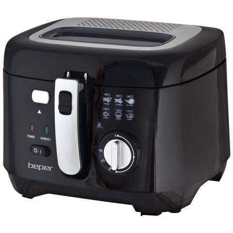 Friggitrice Elettrica Capacità 2,5 Litri Potenza 1800 Watt Cod 90.655