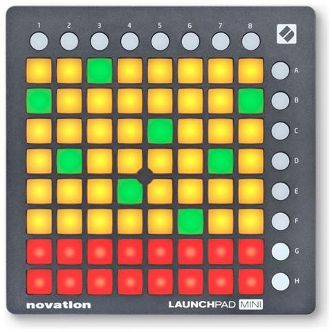 Novation Launchpad Mini - Controller Per Ipad Iphone Tasti Mini + Ableton Lite
