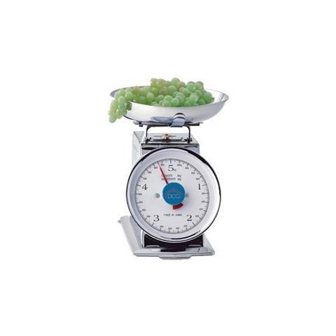 Eltronic PWC1000 Meccanico Argento bilancia da cucina