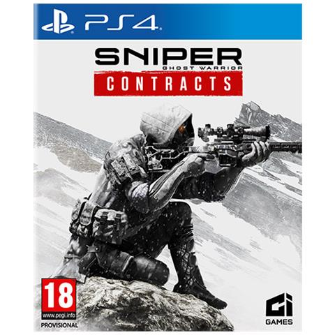 CI GAMES PS4 - Sniper Ghost Warrior Contracts