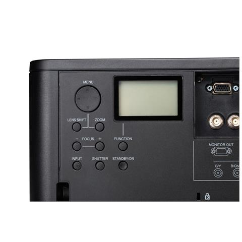 """HITACHI CP-WU9410, 1270 - 15240 mm (50 - 600"""") , 16:9, AC, 4:3, 16:9, 16:10, 2500:1, DLP"""