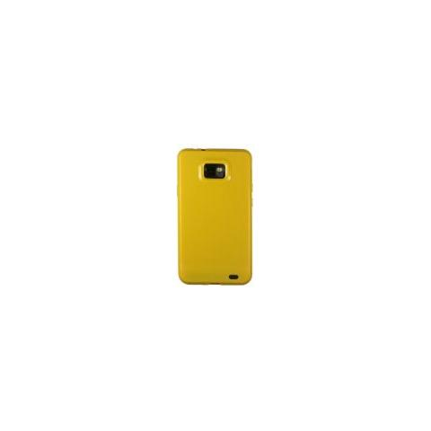 Samsung Custodia Samsung I9100 Galaxy S2 Gel Tpu Yellow