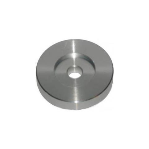 Reloop Puck Single - Adattatore Per 45 Giri In Alluminio Giradischi - Universale