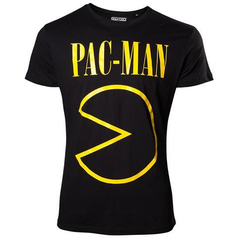 BIOWORLD Pac-Man - Band Inspired (T-Shirt Unisex Tg. M)