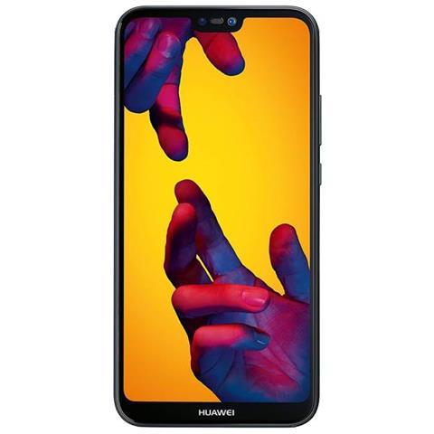 """HUAWEI P20 Lite Nero 64 GB 4G / LTE Display 5.8"""" Full HD Slot Micro SD Fotocamera 16 Mpx Android Vodafone Italia"""