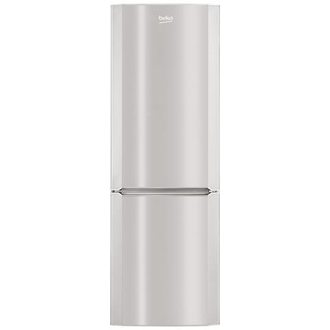 BEKO Frigorifero Combinato CN232121T Total No Frost Classe A+ Capacità Lorda / Netta 320/287 Litri Colore Inox PVC