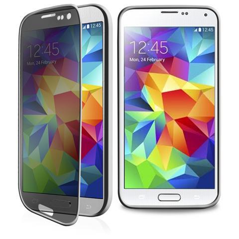 SBS Custodia Touch con proteggi schermo per Samsung Galaxy S5