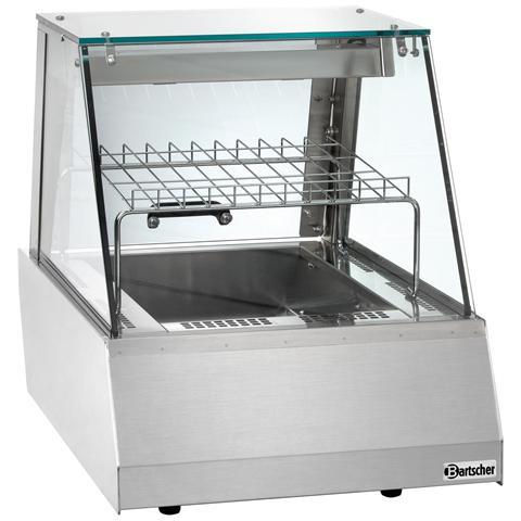 306050 Vetrinetta per alimenti riscaldata 1/1 GN 1,6 kW