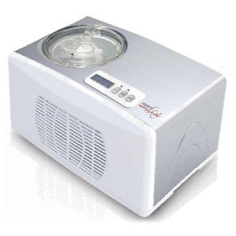 Creamy Gelatiera Capacità 1,5 Litri Display LCD Potenza 150 Watt