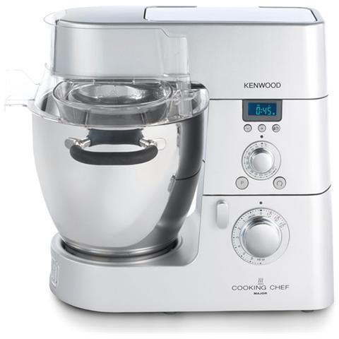 KM096 Cooking Chef Robot Da Cucina Capacità 6,7 litri Potenza 1500 Watt