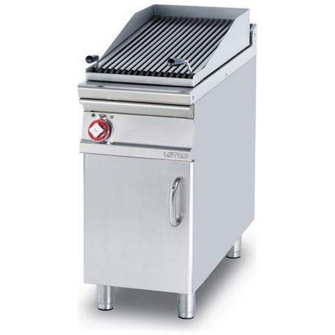 Piastra Elettrica Per Cucina Professionale Afp / Cw-94et In Acciaio Inox