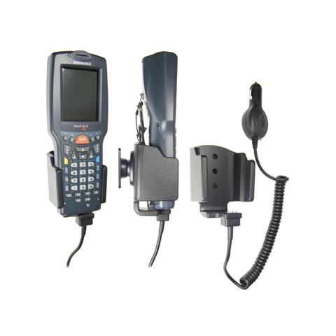 Brodit 968874 Active holder Nero supporto per personal communication