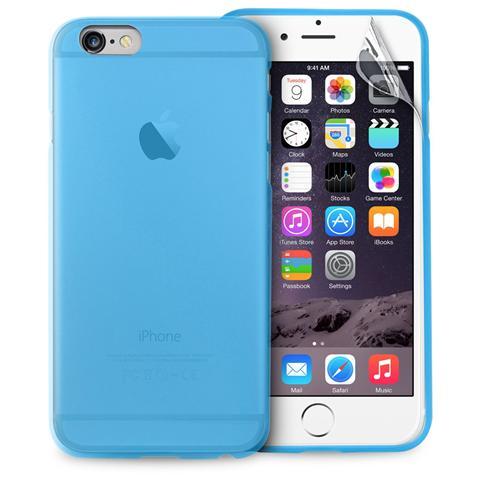 PURO Cover Ultra Slim per iPhone 6 Plus - Blu
