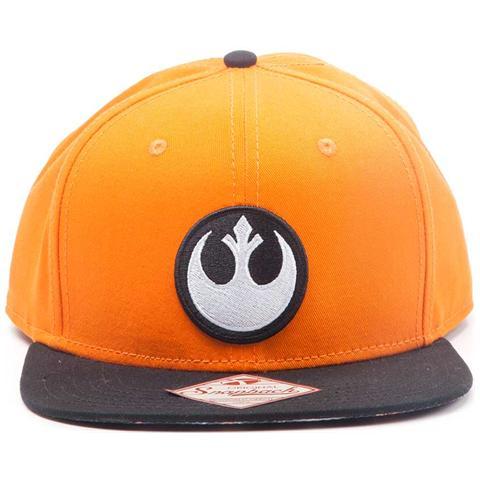 BIOWORLD Star Wars - The Resistance Logo Snapback (Cappellino)