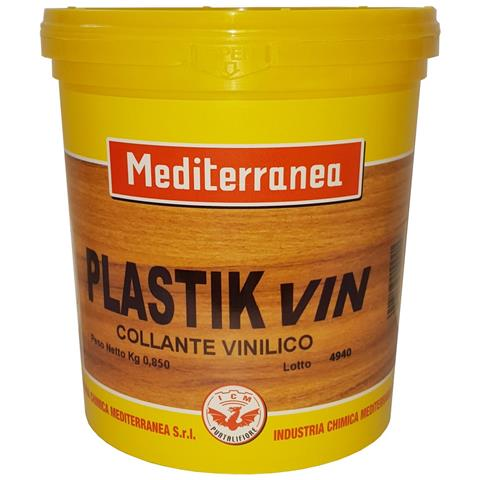 24pz Colla Vinilica ''''plastik Vin'''' Kg. 0,850