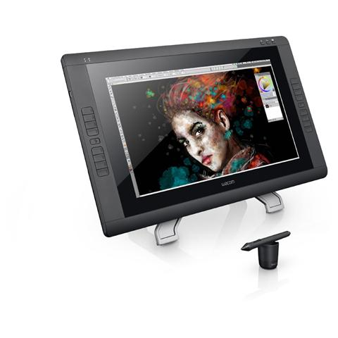 "WACOM Tavoletta Grafica Cintiq 22HD Touch Display 22"" con penna"
